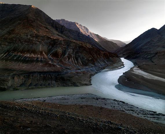 Luca Campigotto: Hindus, Ladakh, 2007