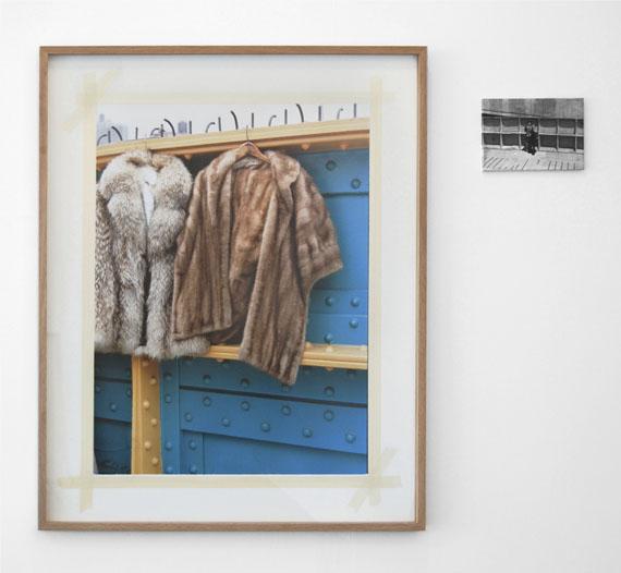 Viktoria BinschtokCoats & Couple, 2011Aus der Serie: World of Details