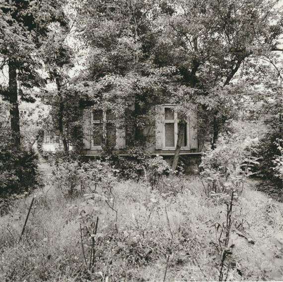 Rainer König: Berlin-Schulzendorf, Haus Hannah Höch, 1978 © Rainer König