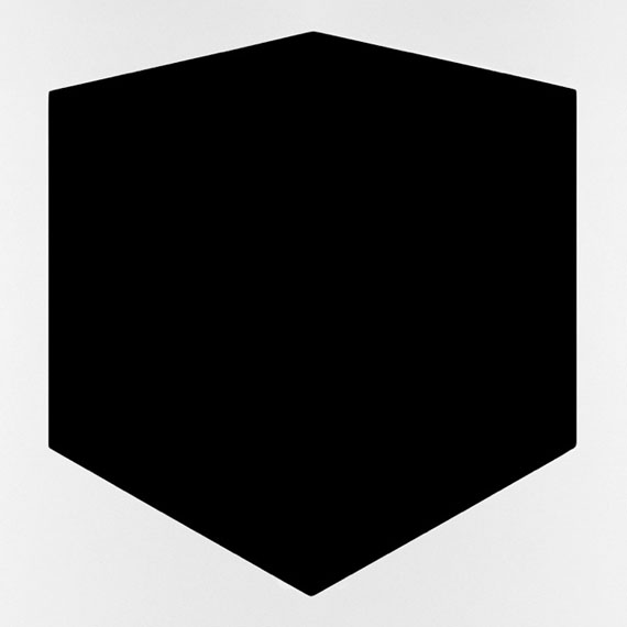 Edward MapplethorpeThe Cube No. 1204, 2016Archival pigment print55.88 x 55.88 cm© Edward Mapplethorpe