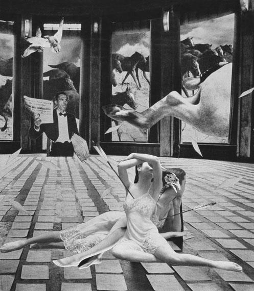 Modern History, 1956 © Toshiko Okanoue