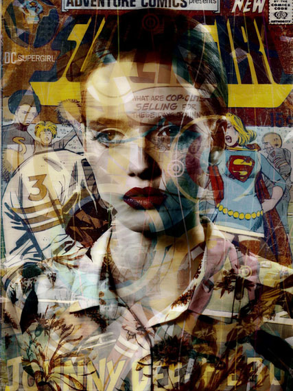 Valérie Belin, Super Girl, 2016