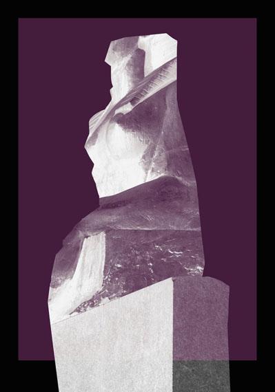 Statue 01, 2015© Henrik Strömberg, courtesy Grundemark Nilsson Gallery