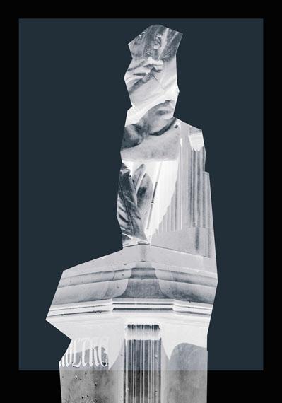 Statue 02, 2015© Henrik Strömberg, courtesy Grundemark Nilsson Gallery