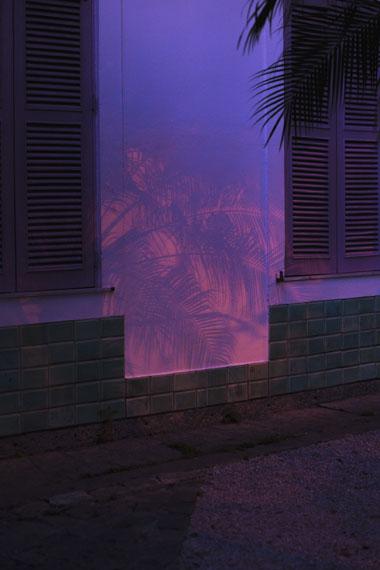 """Stefanie Moshammer: Sunsetaus der Serie """"Land of Black Milk"""", 2016 © Stefanie Moshammer"""
