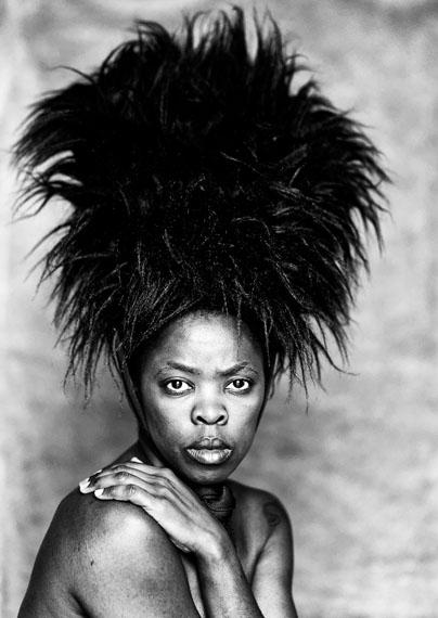 Zanele Muholi, Bester II, Paris, 2014. © Zanele Muholi. Courtesy of the artist and Yancey Richardson Gallery