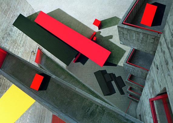 Christine Erhard: DOBRA IV, 2014 © Christine Erhard