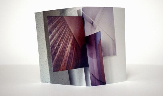 Susa Templin: aus der Werkgruppe Folded Spaces, Raum-Elemente, 150 x 240 cm, 2016 © Susa Templin
