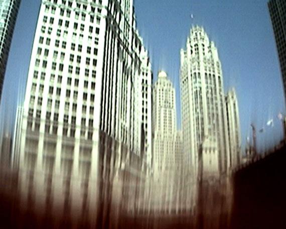Philipp Geist: Chicago River, 90 cm x 120 cm, videostill, C-Print auf Hahnemühle Papier auf Alu-Dibond, 2007 © Philipp Geist