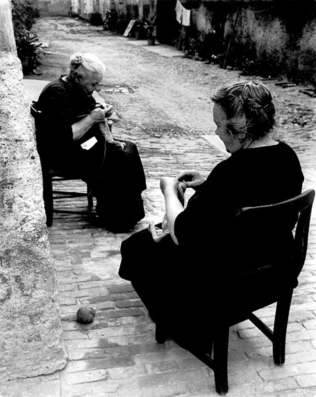 Gerti Deutsch | Sabbioneta, Italien 1961Sabbioneta, Italien 1961Gerti Deutsch © FOTOHOF archiv und gettyimages