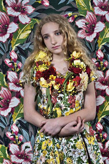Polixeni Papapetrou - Spring 2016, from Eden