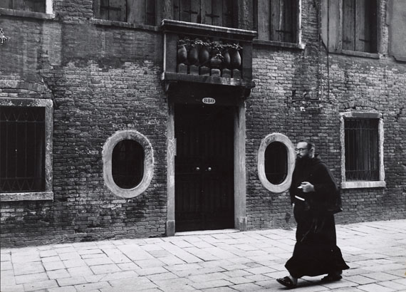 Venedig, 1963 © Gotthard Schuh / Fotostiftung Schweiz