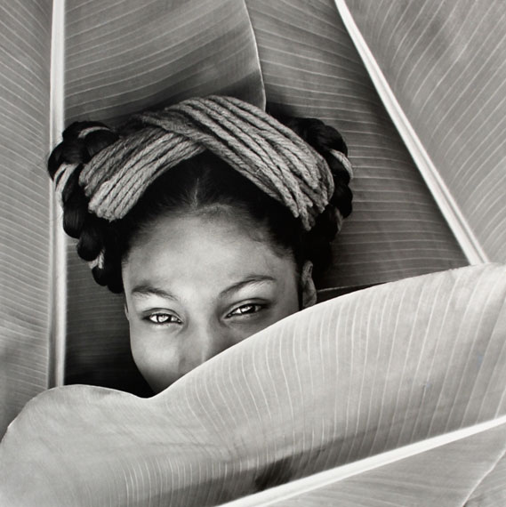 Fritz Henle, lot 96, Méjico, Nieves, modelo del pintor Diego Rivera, 1943