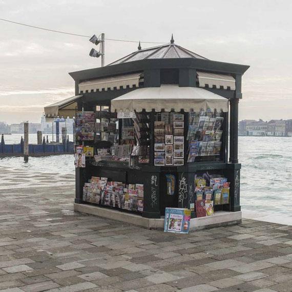 Charles Johnstone: Fondamenta Zattere Ai Gesuati, Venice