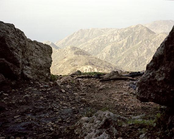 Fatih Kurceren: Die Spitze des Berges auf dem Musa Dagh an dem der Widerstand stattfand