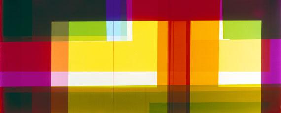 Hanno Otten, Lichtbild 149, 2003C-Print © courtesy the artist