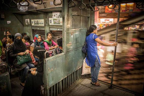 """Tamina-Florentine Zuch: """"Indian Train Journey"""""""