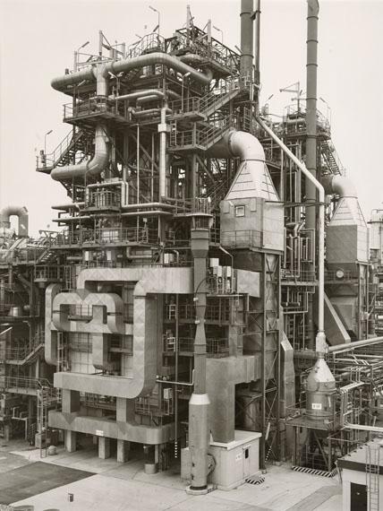 BERND AND HILLA BECHERChemische Fabrik Wesseling Bei Köln, Germany, 1997US$ 10,000 - 15,000