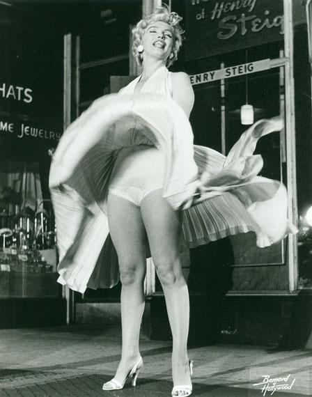 Bernard of HollywoodMarilyn Monroe, from the movie7 year itch, 1954© Bernard of HollywoodCourtesy: in focus Galerie