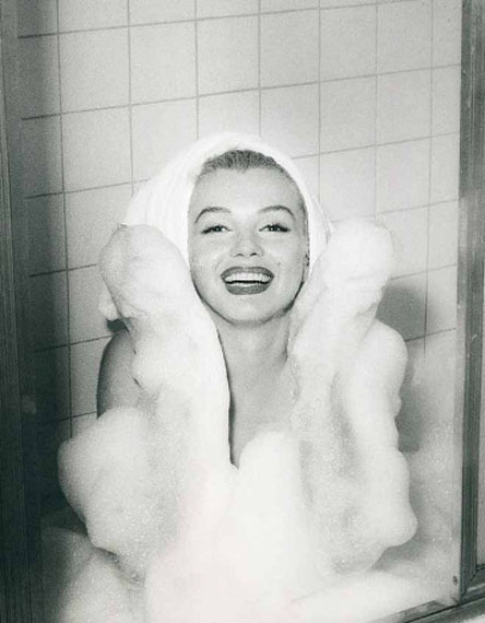 Andre de DienesMarilyn Monroe, 1952© Andre de DienesCourtesy: galerie hiltawsky