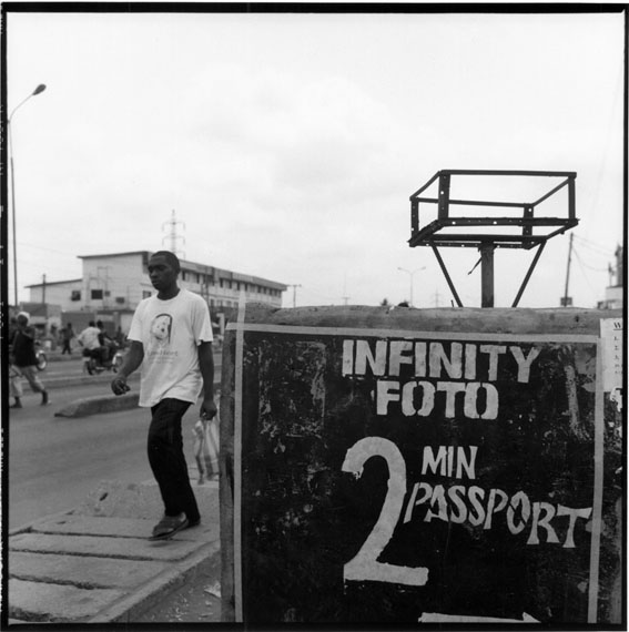 Lagos. All Roads, 2010, © Akinbode Akinbiyi