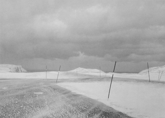 © Jens Knigge: 'High North', Platin-Palladium-Print auf Arches Papier 2015 / Courtesy Johanna Breede PHOTOKUNST