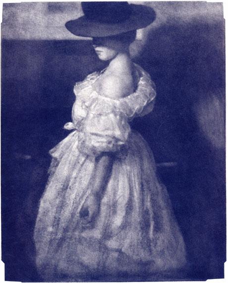 Heinrich Kühn: Tonwertstudie III, 1908, Fotogravüre© Museum Folkwang, Essen