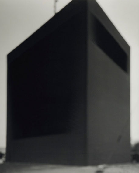 HIROSHI SUGIMOTO (B. 1948) Signal Box, 1998Gelatin silver print flush-mountedEdition 2/5148 x 119 cm. (58 ¼ x 46 7/8 in.)€50,000–70,000© Hiroshi Sugimoto, Courtesy of Gallery Koyanagi