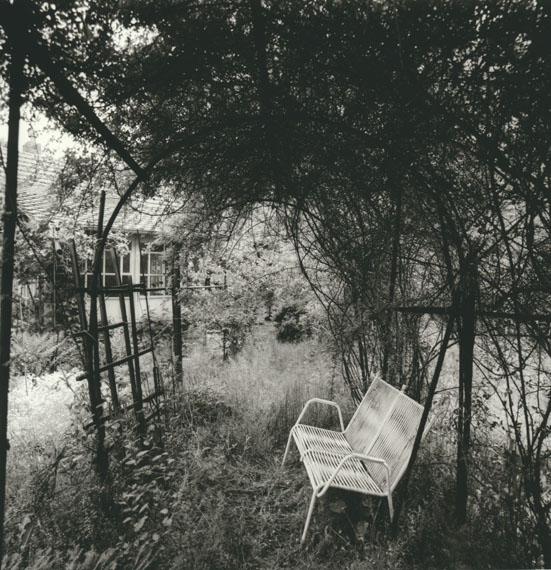 © Rainer KönigBerlin-Schulzendorf, Haus Hannah Höch, westl. Laubengang, 197818,4 x 18,0 cm