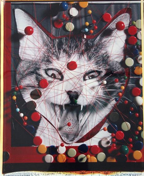 © Masahisa Fukase Archive, 'A Game: Sasuke , 1983'  Unique giant polaroid 81x56 cm