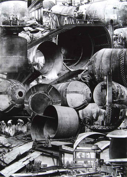 César DomelaRuths-Speicher, 1928Photomontage39.5 x 28.5 cmATLAS Gallery