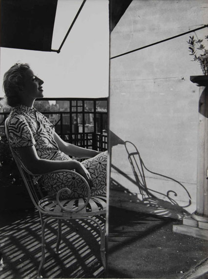 Florence HenriPortrait Composition (E), 1937Silver Gelatin Print22 x 29.7 cmATLAS Gallery