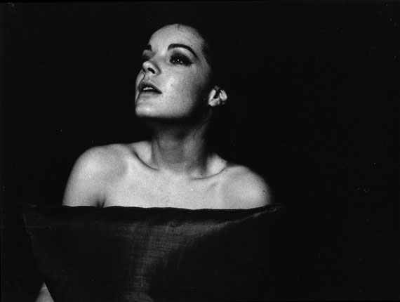 Romy Schneider, Paris, 1964