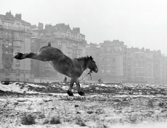 Porte de Vanves, Paris, 1951 © Sabine Weiss