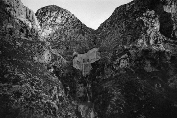 "Andréas Lang: ""Die eiserne Brücke"", Türkei 2006"