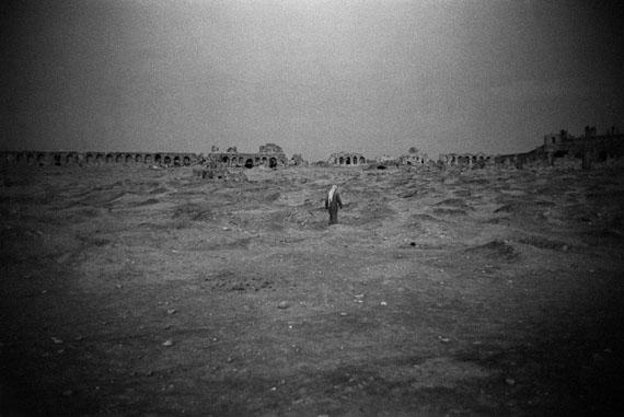 """Andréas Lang: """"Vor der Nacht"""", Syrien 2006"""
