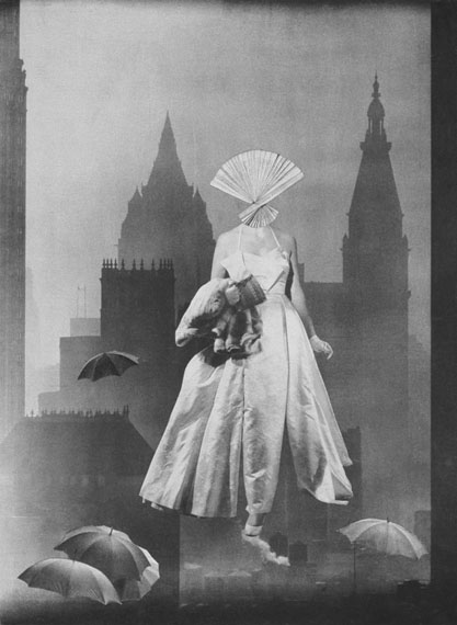 Visit in Night, 1951 © Toshiko Okanoue
