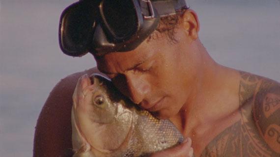 O peixe [The Fish], 2016. 16mm film transferred to digital HD. 38'. © Jonathas de Andrade