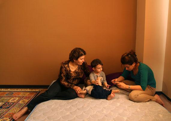 Farzane Ghadyanloo aus der Serie: Thursday, 2011