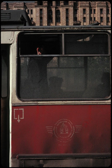 Boris Savelev, Lobe, Moscow, 1987, © Boris Savelev