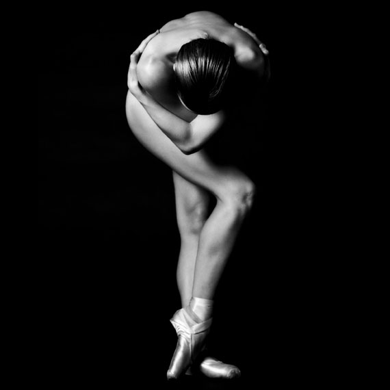 Howard Schatz. Tiffany Heft #1, Smuin Ballet, photographed in San Francisco, April 1994