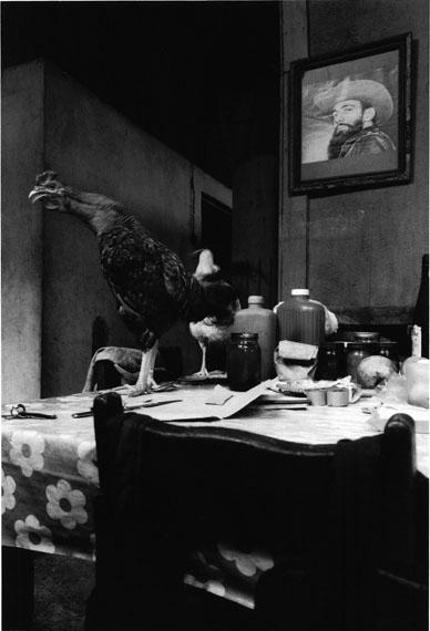 Yvon Lambert: HABANA VIEJA, Intérieur maison, 1996