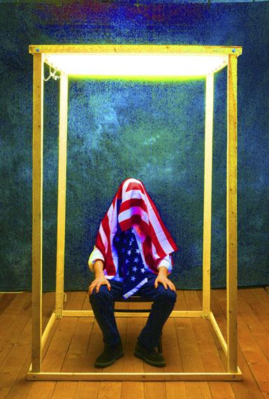 Martin Pudenz: Guantanamo for all © Martin Pudenz