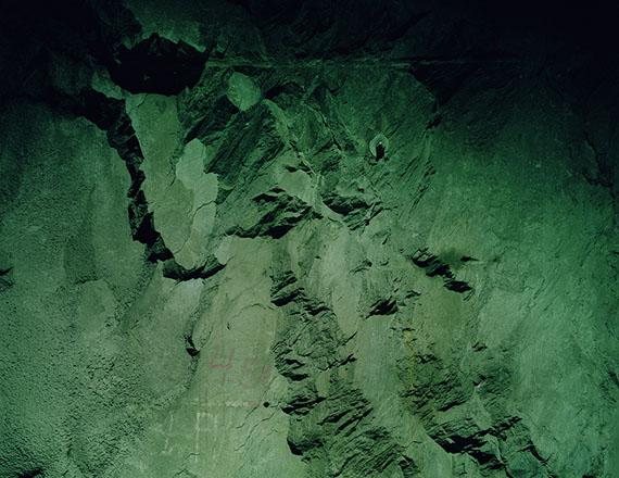 Juliane Eirich: Tunnel IV, 2014