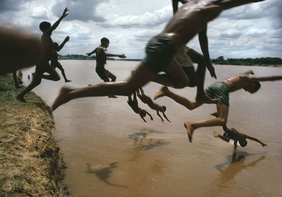 The Amazon river, Leticia, Amazonas, Brazil, 1966 © Bruno Barbey / Magnum Photos