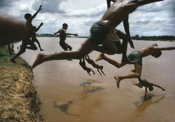 The Amazon river, Leticia, Amazonas, Brazil, 1966 © Bruno Barbey / Magnum Photos