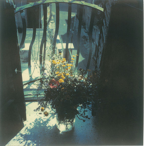 Andrey Tarkovsky. San Gregorio, 11 June 1984. From the portfolio of 25 lambda prints, 2007 © Andrey A. Tarkovsky