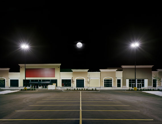 Susan Dobson: Moonrise (SmartCentre), 2011