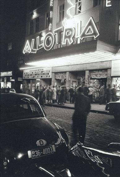 Herbert Dombrowski: Allotria, 1953, 46 x 31,5 cmCourtesy Galerie Hilaneh von Kories