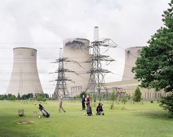 Simon Roberts: We English 30, Ratcliffe on Soar Power Station, Nottinghamshire, 2008Courtesy Flowers Gallery London
